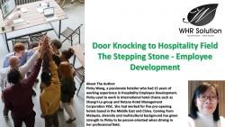 door-knocking-to-hospitality-field